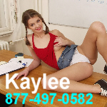 Phonesex with Kaylee - 877-497-0582